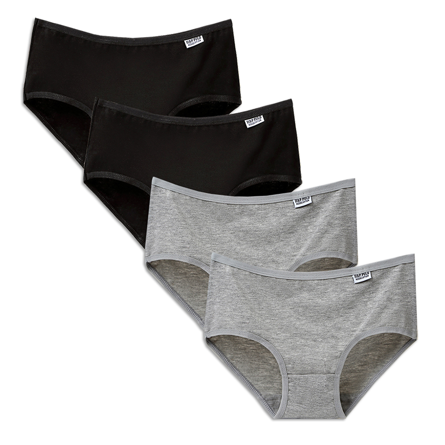 4Pcs/Lot Teens Teenage Panties 10-14Years Old Teen Underwear Children Cotton Kids Girls Solid Color Puberty Big Sport Colorful