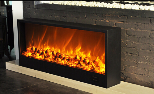 Large 1500W 220v electric fireplace insert heater-in Electric ...