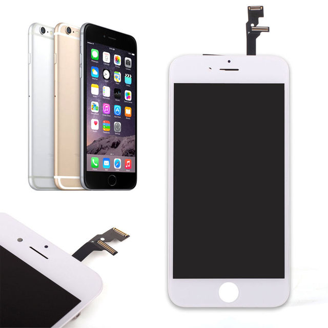 Iphone Model A1586 >> Replacement 4 7inch For Iphone 6 White Lcd Display Touch Screen