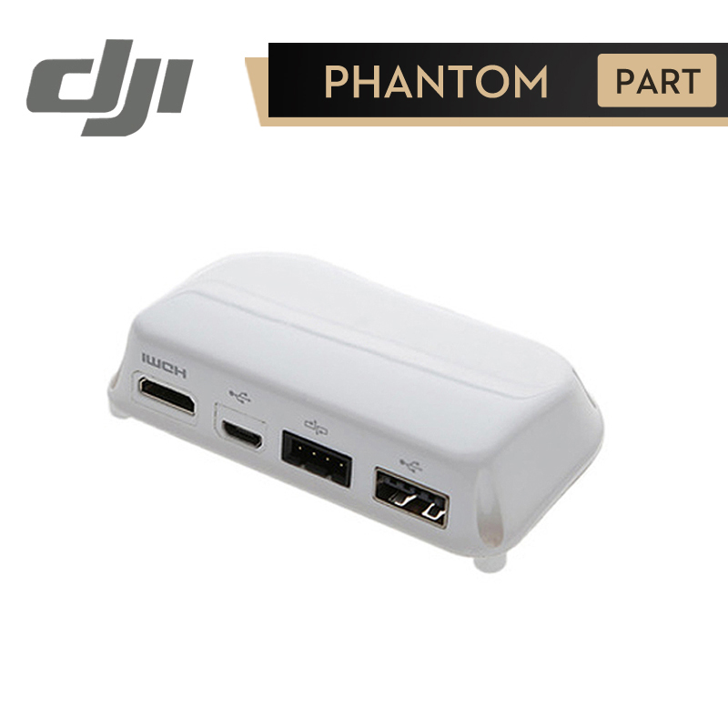 цена на DJI Phantom 4 Series HDMI Output Module for Phantom4 Pro Adv Phantom 3 Professional Phantom3 Advanced Original Accessories