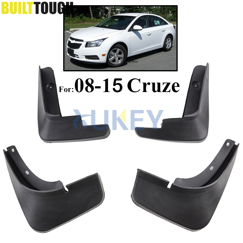 Mud Flaps For Chevrolet Cruze Sedan Hatchback 2009 2016 Mudflaps Splash Guards Mudguards Fender 2010 2011 2012 2013 2014 2015-in Mudguards from Automobiles & Motorcycles