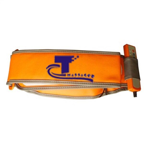 Vibrating massage body building Belt,belt, electrical slimming belt massager