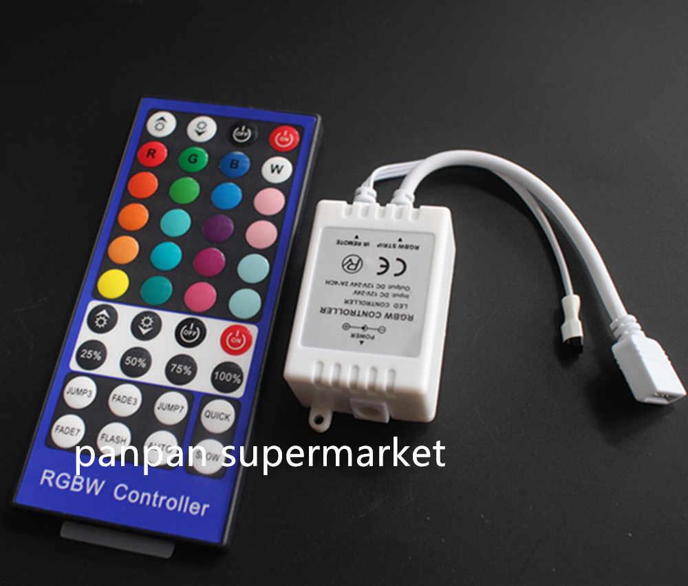 LED רצועת אור מיני 3/11/17/24/40/44 מפתח IR מרחוק אלחוטי בקר wifi LED RGB Controler DC12V מיני Wif עבור 3528 5050 RGB