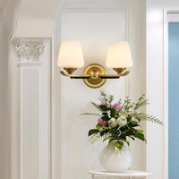 Chinese Wall Lamp Aisle Bedroom Bedside Wall Lamp LED Wall Lamps Home Light Fixtures