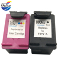 OCINKJET 803 803XL сменный чернильный картридж для HP 803 803XL совместимый для HP Deskjet 1111 1112 2131 2132 серии с чипом