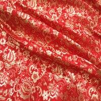 75x100 см Новая мода старший doddy ткани Африканский атласной шелковой ткани для пэчворка, торжественное платье, обивка дивана Скрапбукинг