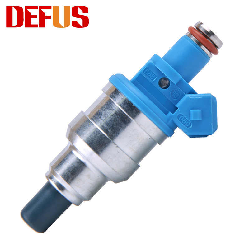 4 PCS DEFUS 1000CC Nozzle High Flow Volume Injection Fuel Injector For  Racing Modified Cars B16 B18 B20 D16 D18 F22 H22 H22A