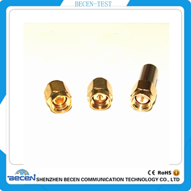 High quality RF Coax dedicated test SMA Calibration,include short type,load type,open type,50 ohm,DC to 3GHz