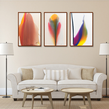 colour Landscape Abstract Frameless Canvas drawing Oil Painting Home decor Spray Decoration not handmade miniature gift