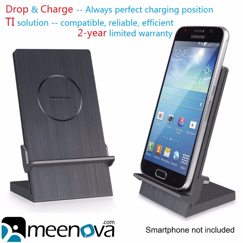 Ultimus Qi Wireless Charging Dock for Galaxy S6 Edge Edge Plus S5 Note 5 4 Google
