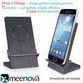 Ultimus Qi Wireless Charging Dock for Galaxy S6/Edge/Edge Plus, S5, Note 5/4, Google Nexus 6/5/4, Nexus 7 (2013), LG G4/G3 Nokia