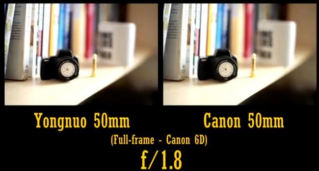 YONGNUO YN50mm F1.8 Standard Prime Lens Large Aperture Auto Focus Lens for Canon EF Mount Rebel 650D 700D 7D DSLR Camera Lens 16