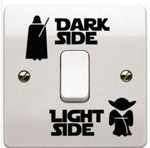 Star Wars Light Switch Stickers