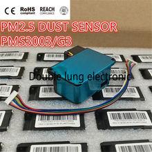 Planpower Laser PM2.5 czujnik kurzu PMS3003 precyzyjny laserowy czujnik stężenia pyłu cyfrowe cząstki pyłu G3