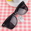 2016 New Fashion Sugar Color Stylish Cool Women men Sunglasses Plastic Frame  Retro Unisex Sunglasses 8 Color Drop Shipping