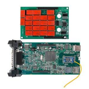 Image 3 - 5 Chiếc CDP TCT Cdp TCT Pro OBD2 Bluetooth 2017/2015 R3/2016.0 Keygen Cho Xe Hơi/Xe Tải OBD2 Chẩn Đoán dụng Cụ Obd2 Coder Người Đọc Như MVD