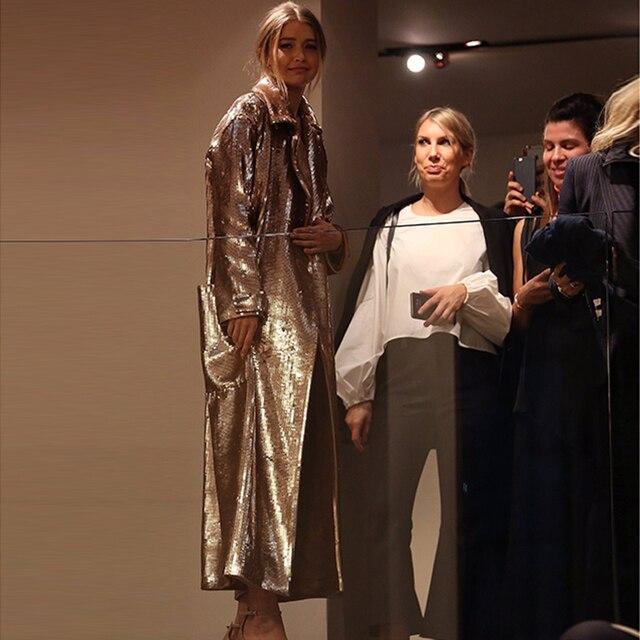 Golden Coat - Sequin - 4 Sizes 3