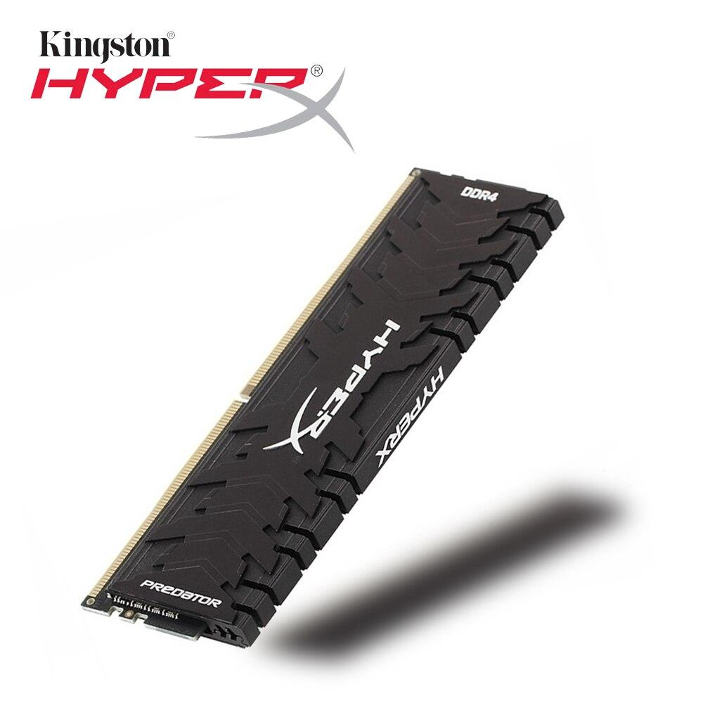 Kingston HyperX Prédateur Noir 16 GB 3000 MHz DDR4 CL15 DIMM XMP HX430C15PB3/16 Memoria Ram ddr4 pour Bureau mémoire Béliers