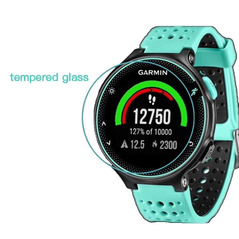 For Garmin Forerunner 35 220 225 230 235 620 630 735 935 645 Tempered Glass 9H 2.5D Premium Screen Protector Smart Watch Film