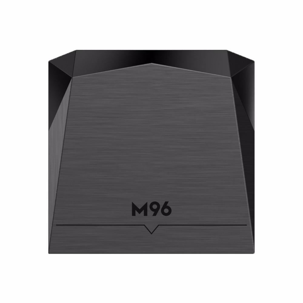 ФОТО Original 2016 New M96 Android 6.0 Amlogic S905 Smart TV Box Quad Core 2GB/8GB Preinstall Kodi 16.1 HD,wifi,4K,H.265 Set Top Box