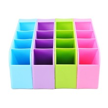 11.4×9.3cm Plastic Organizer Storage Box Tie Bra Socks Drawer Cosmetic Kitchen Small Items organizadores de todos os tipos box