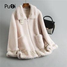 sheep girl real wool