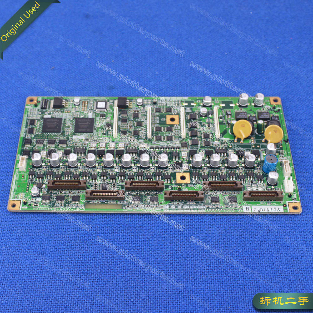 Carriage PC board for HP DesignJet 8000S 800SF 8000SR Used Plotter Part Q6670-60054