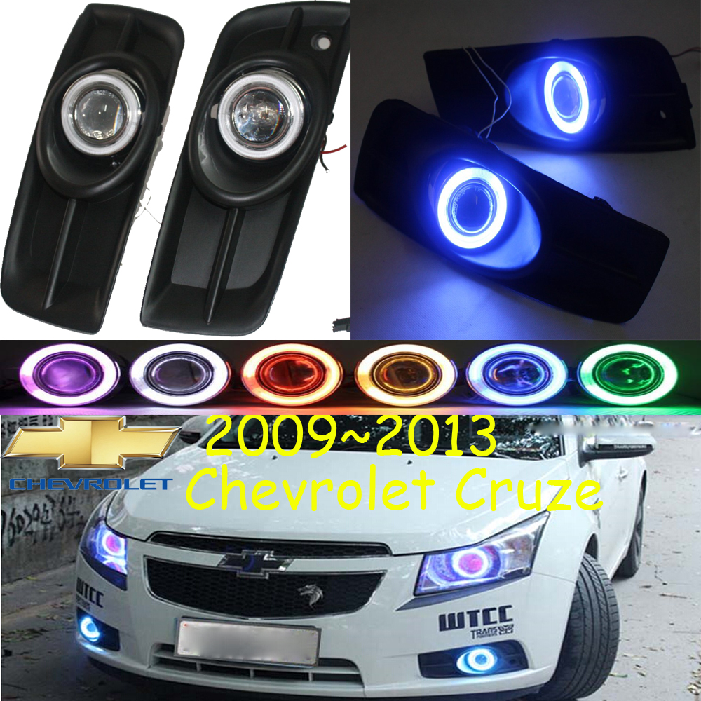 Cruze fog light,2009~2013,Free ship!Cruze daytime light,2ps/set+wire ON/OFF:Halogen/HID XENON+Ballast,Cruze picasso fog light 2006 2008 free ship picasso daytime light 2ps set wire on off halogen hid xenon ballast picasso