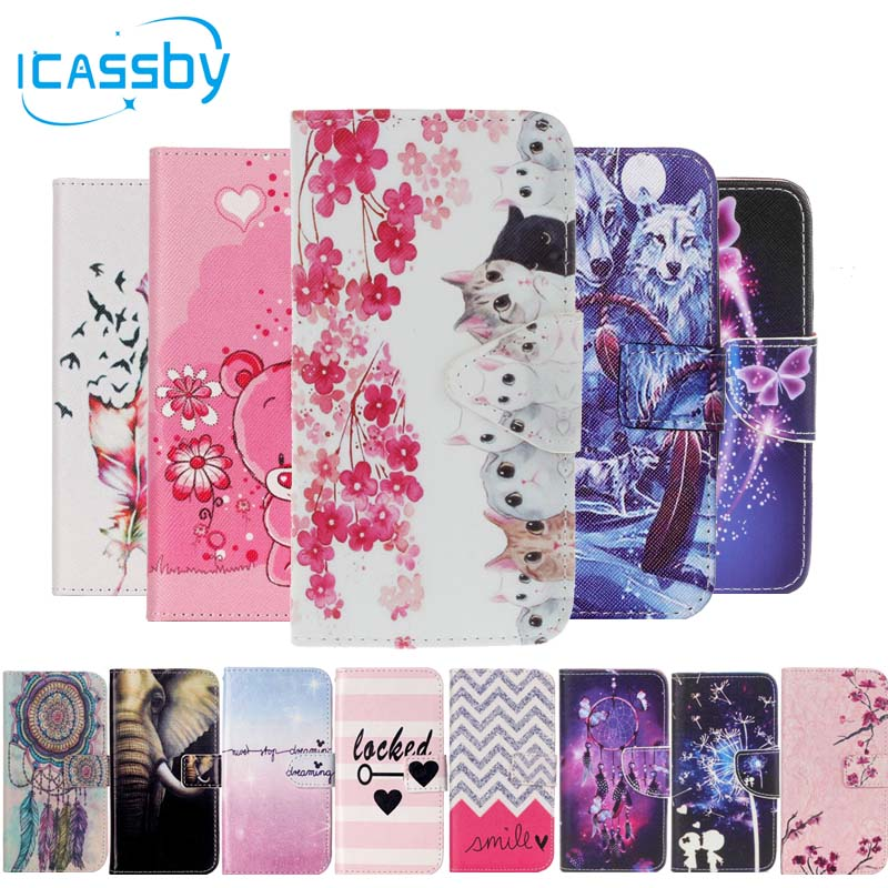 phone etui for coque samsung galaxy j3 case leather wallet. Black Bedroom Furniture Sets. Home Design Ideas