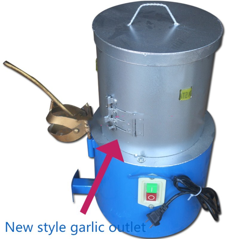 2017 upgrade peeling garlic machine,220V garlic peeler,commercial garlic chopped machine,Garlic Skin Remover
