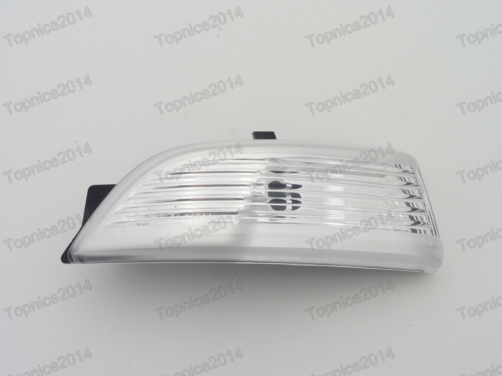 1Pcs Left Side Wing Mirror Indicator Turn Signal Light Lamp For Ford Everest