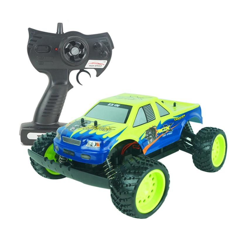 RC Car New Arrival Large Toys Car Model Radio Control 2.4G Electric RC Car High Speed RC Beach Sports Car for Children