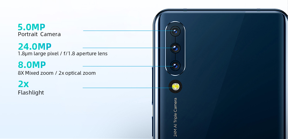 Original Lenovo Z6 Snapdragon 730 Octa Core 6.39 Inch OLED Display Quad camera Smartphone (4)