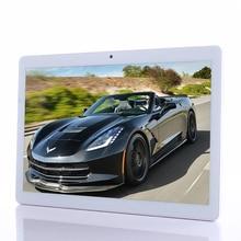 Оригинальный 10.1 дюймов 3 г 4 г LTE Octa Core таблетки Android 7.0 телефонный звонок Wi-Fi Bluetooth GPS FM 4 ГБ 64 ГБ 1920*1200 HD Tablet 10