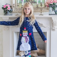 Christmas Costume for Kids Clothing Girls Dress Long Sleeve Baby Girls Clothes Unicorn Party Princess Dress Children Dresses muslim maxi dresses baby girls clothes costume children long sleeve dress bow scarf vestidos girl clothing sets party holiday