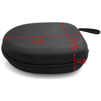 Carrying Hard Case Storage Bag Box for Sony Headset Earphone Headphone Outdoor Sport travel Headset bag