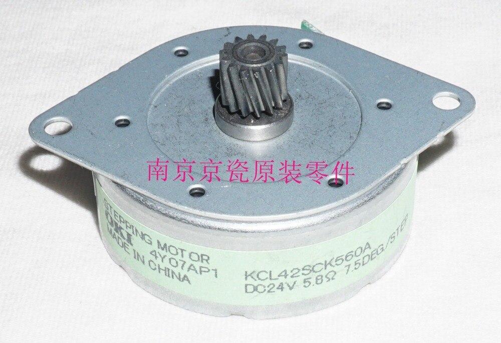 New Original Kyocera 302K994300 MOTOR PM FEED for:TA3500i-8000i 3501i-8001iNew Original Kyocera 302K994300 MOTOR PM FEED for:TA3500i-8000i 3501i-8001i