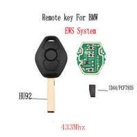 433 Мгц дистанционный ключ для BMW EWS Системы X3 X5 Z3 Z4 1/3/5/7 серий для BMW E36 E38 E39 E46 E53 E60 E61 E63 E64 E81 E83 E85 E86 ключи