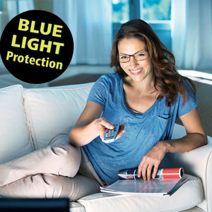 Image 5 - ZEISS DuraVision Blue Protect Lenses 1.50 1.56 1.60 1.67 1.74 Blue Light Blocking  Lenses Gaming Computer Working Glasses 1 Pair