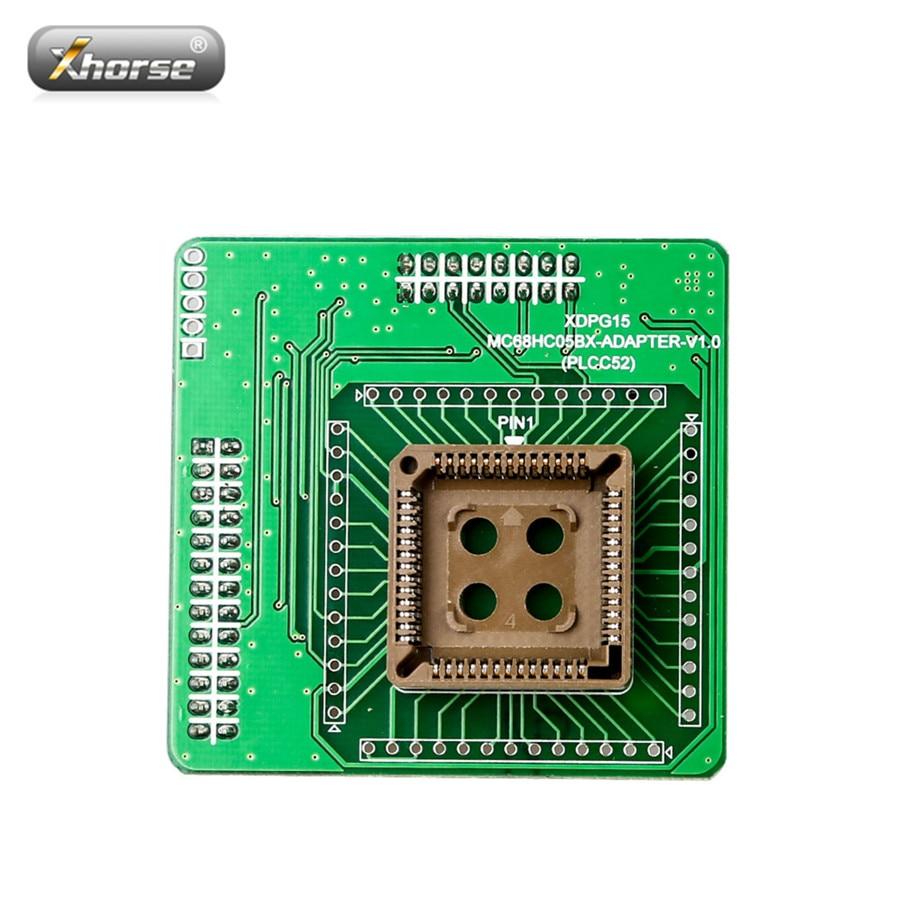 Xhorse XDPG15CH MC68HC05BX(PLCC52) Adapter for VVDI PROG цены онлайн