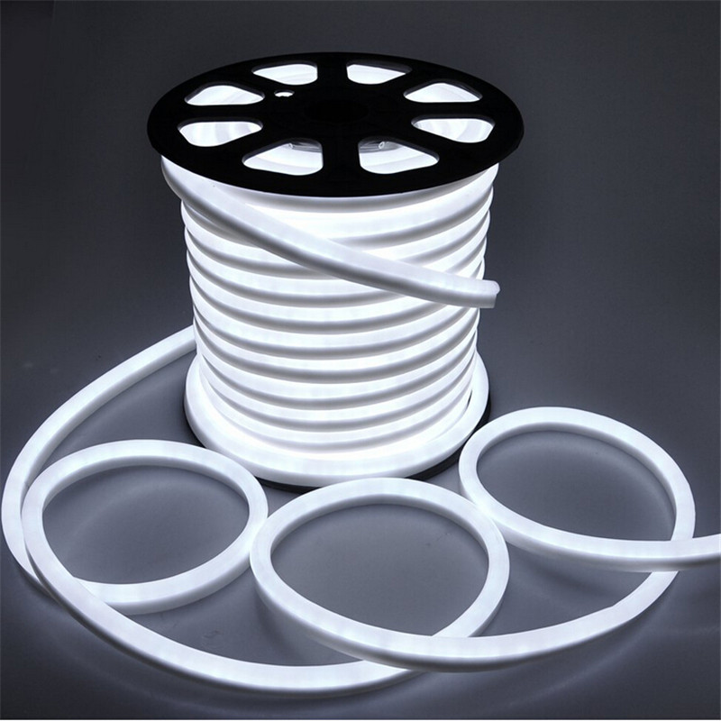 High quality 30m led flex neon rope light waterproof ip68 120ledm high quality 30m led flex neon rope light waterproof ip68 120ledm led neon flexible strip light warmcoldbulbgree led light in led strips from lights aloadofball Images