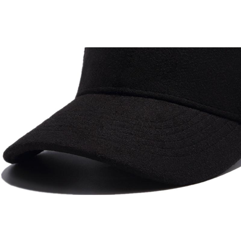 black trucker hat 8