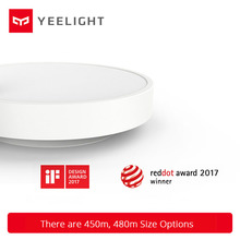 2017 New Original Xiaomi Yeelight Smart Ceiling Light 320/450/480mm Heads Lamp for Home Decor Restaurant Dinning Cafe Bar Room