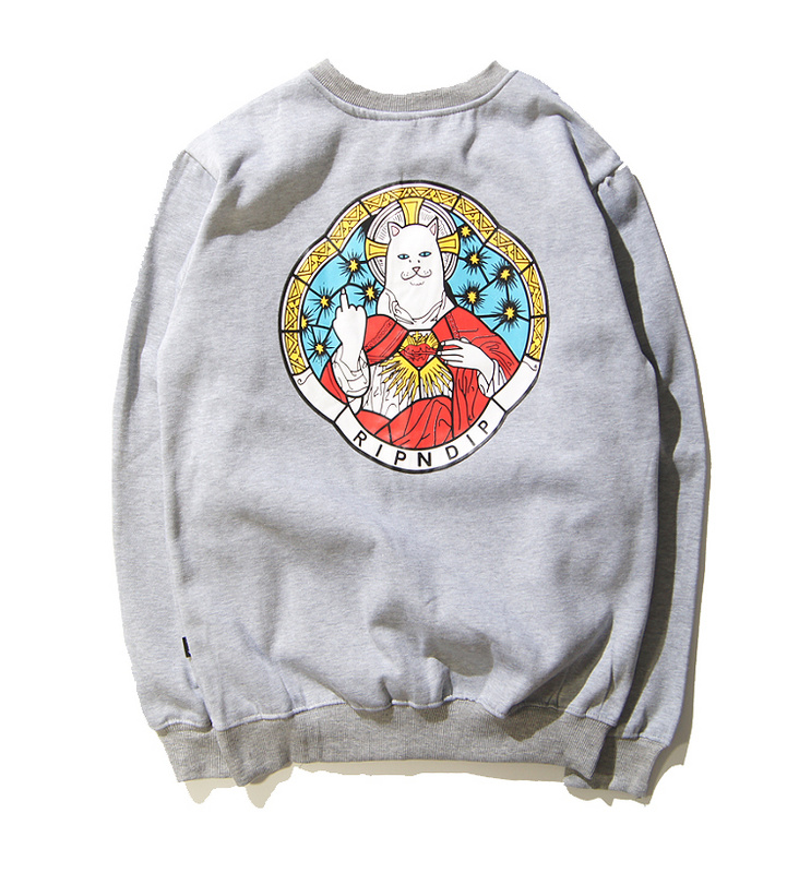 69de2b63728f18 Ripndip Sweatshirts Men High Quality Harajuku Rip n Dip Sweatshirt  Streewear Pocket Cat Hoodie Skateboard Ripndip Sweatshirt-in Hoodies &  Sweatshirts from ...