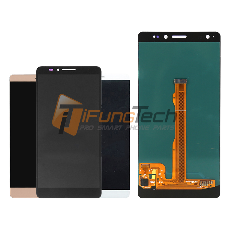 Reatil Packaging 5Pcs/lot For Huawei Mate S Lcd Display With Touch Screen Digitizer Assembly Replacement free shipping