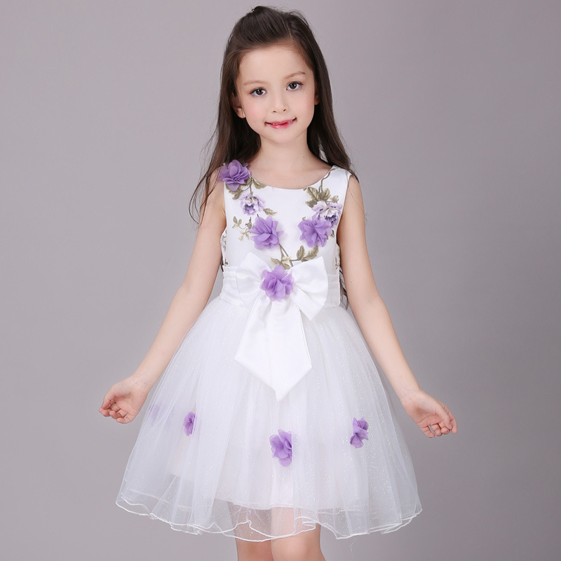 Baby Girl Toddler Princess Pageant Party Tutu Lace big bowknot Flower Dresses Baby Girls wedding dress Infant Kids Clothing baby girls princess shoes kids children princess shoes baby girl first walkers flower toddler infant shoe baby kids shoes