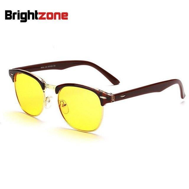 Brightzone Anti-blue Glasses Anti-fatigue Computer Mirror Goggles For Men And Women, Reading, Playing Computer Games Glasses