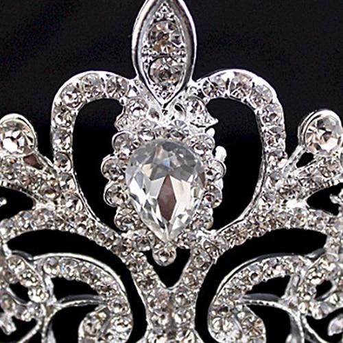 HTB18ET1NpXXXXXqXVXXq6xXFXXXx Luxurious Wedding Headpiece Europe Style Diamante Rhinestone Crystal Bridal/Party/Pageant/Cosplay Crown Tiara For Women