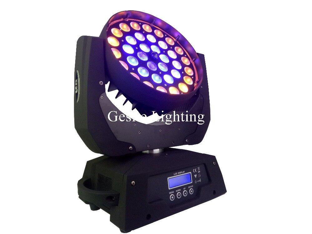 RGBWA + UV 6in1 առաջատար շարժվող գլխի - Կոմերցիոն լուսավորություն - Լուսանկար 2