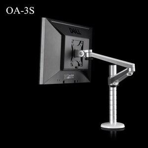 Image 1 - ارتفاع قابل للتعديل 13 27 مؤشر LED LCD بالبوصة حامل تليفزيون OA 3S حامل مراقب الذراع قوس 360 درجة تدوير حامل شاشة الكمبيوتر